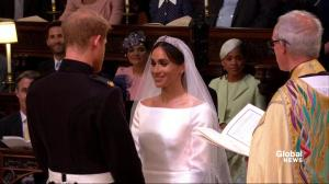 Royal Wedding: Prince Harry, Meghan Markle become husband and wife