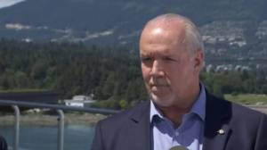 BC's reaction to the Trans Mountain pipeline expansion approval