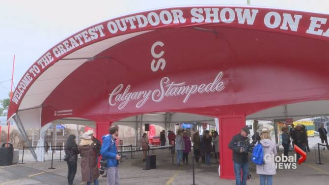 Calgary Stampede Makes Subtle Security Changes For 2018