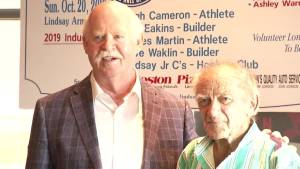 Five inductees join Lindsay & District Sports Hall of Fame