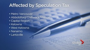 NDP government introduces speculation tax legislation