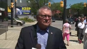 Goodale says Ottawa working to reduce gun violence, can't comment yet on Fredericton shooting