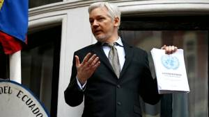 Julian Assange stands by pledge to be extradited, provided his rights are protected