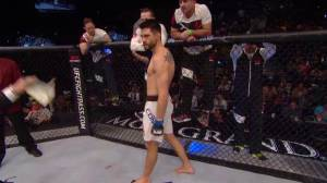 Carlos Condit on upcoming UFC Fight Night match in Vancouver