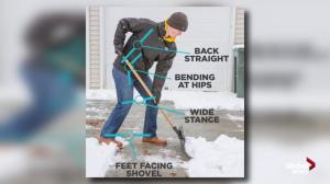 Active Physio shares tips for taking care of your back while prepping the yard for winter
