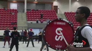 Calgary Stampede Showband prepares for Rose Bowl parade