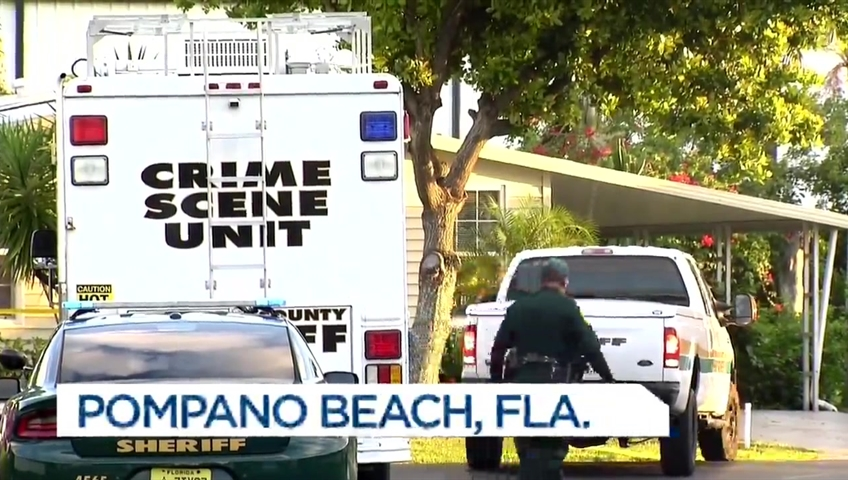 Canadian couple found dead in Florida