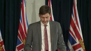 David Eby announces next steps in B.C. money laundering review