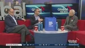 North Saskatchewan Riverkeeper, Swim Drink Fish working to change perceptions on Edmonton's river