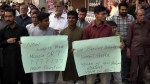 Christchurch shooting: Dozens of people in Pakistan protest incident, chant 'stop terrorism'