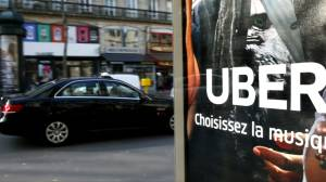 Uber loses EU case as court rules France can bring criminal proceedings against 2 managers (01:04)