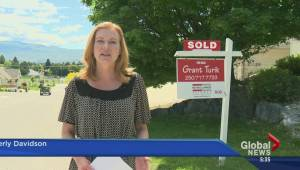 Okanagan sees record real estate sales