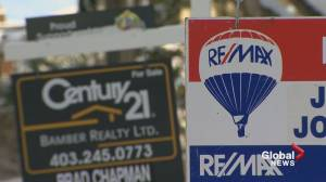 Calgary's housing market sees sales, prices and inventories rise (03:02)