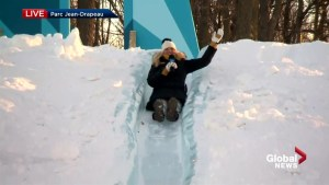Global News Morning weather forecast: Thursday, January 17