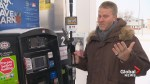 Calgary man says broken gas pump overcharging customers