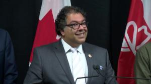 Mayor Nenshi relases city proposal for new arena