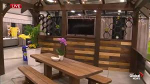 Lake & Cabin Show: Cornerstone Timberframes