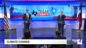 'That's why the President called him lying Ted': Beto O'Rourke rebuttal to Ted Cruz during debate