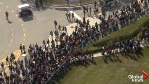 Students rally on steps of Florida capitol for stricter gun laws