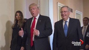 Can President Trump come to a detente with Mitch McConnell?