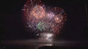 Highlights from Team Japan's performance at 2017 Celebration of Light