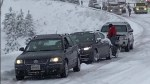 Huge pile-up shuts down Coquihalla Highway