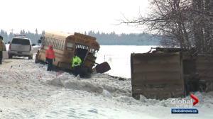 Alberta school bus safety regulations