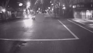 New Westminster police release hit-and-run video