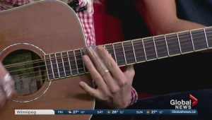 BBQ and blues hit Global News Morning