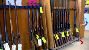 Quebec eases requirements for gun registry
