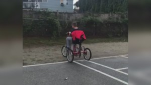 Special needs bicycle stolen from Maple Ridge school