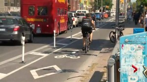 Bloor Street bike lanes up for debate at city council