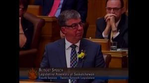 No tax increases for upcoming Saskatchewan budget