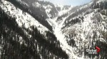 Area near Field, B.C., where ice climber was killed by avalanche closed for blasting