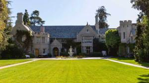 Playboy Mansion listed for sale but Hefner has no plans to move
