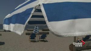 New at English Bay: beach rentals