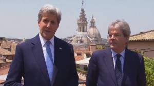 John Kerry visits Brussels for emergency meeting with EU leaders following Brexit