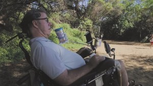 Jim Ryan was a commercial pilot and air force veteran with a busy family when a freak accident in Hawaii changed his life forever. Lynn Colliar explains how Ryan's accident has made him an advocate for people with physical challenges.