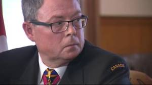 Breach-of-trust charge dropped against Mark Norman