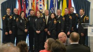 First responders honoured for work in Humboldt crash
