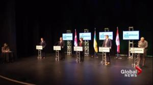 Sask. Party candidates face off in 4th debate in North Battleford