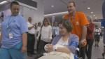CHUM superhospital greets new patients