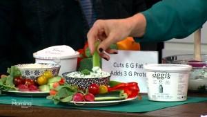 Ingredient swaps for healthy comfort foods