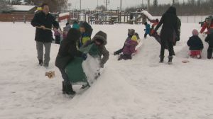 Indoor recess guidelines across Canada vary between -20 C and -35 C