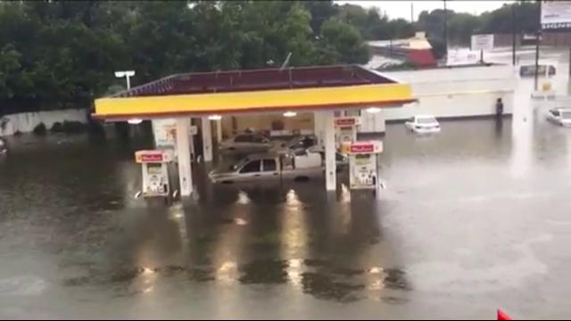 Harvey shuts down major pipeline supplying fuel to East Coast