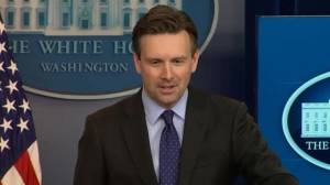 Josh Earnest says Donald Trump invited Russian hacking during election campaign
