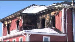 Christmas-weekend fire leaves South Frontenac family homeless