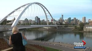 Price tag for Edmonton's Walterdale Bridge Unknown