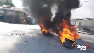 Massive protests rock Haitian capital