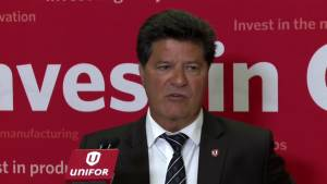 'This is about corporate greed': Unifor president Jerry Dias fumes after meeting with GM